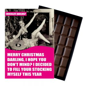 Funny Christmas Gifts For Boyfriend.Funny Christmas Gift For Husband Boyfriend Man Boxed Chocolate Greeting Card Present Cdl130