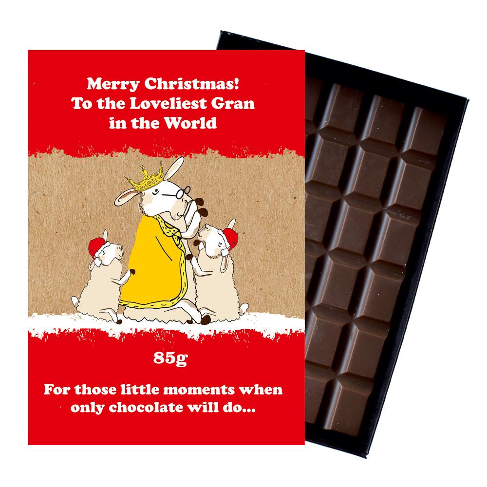 Funny Christmas Gift for Grandmother Nan or Nanny ...