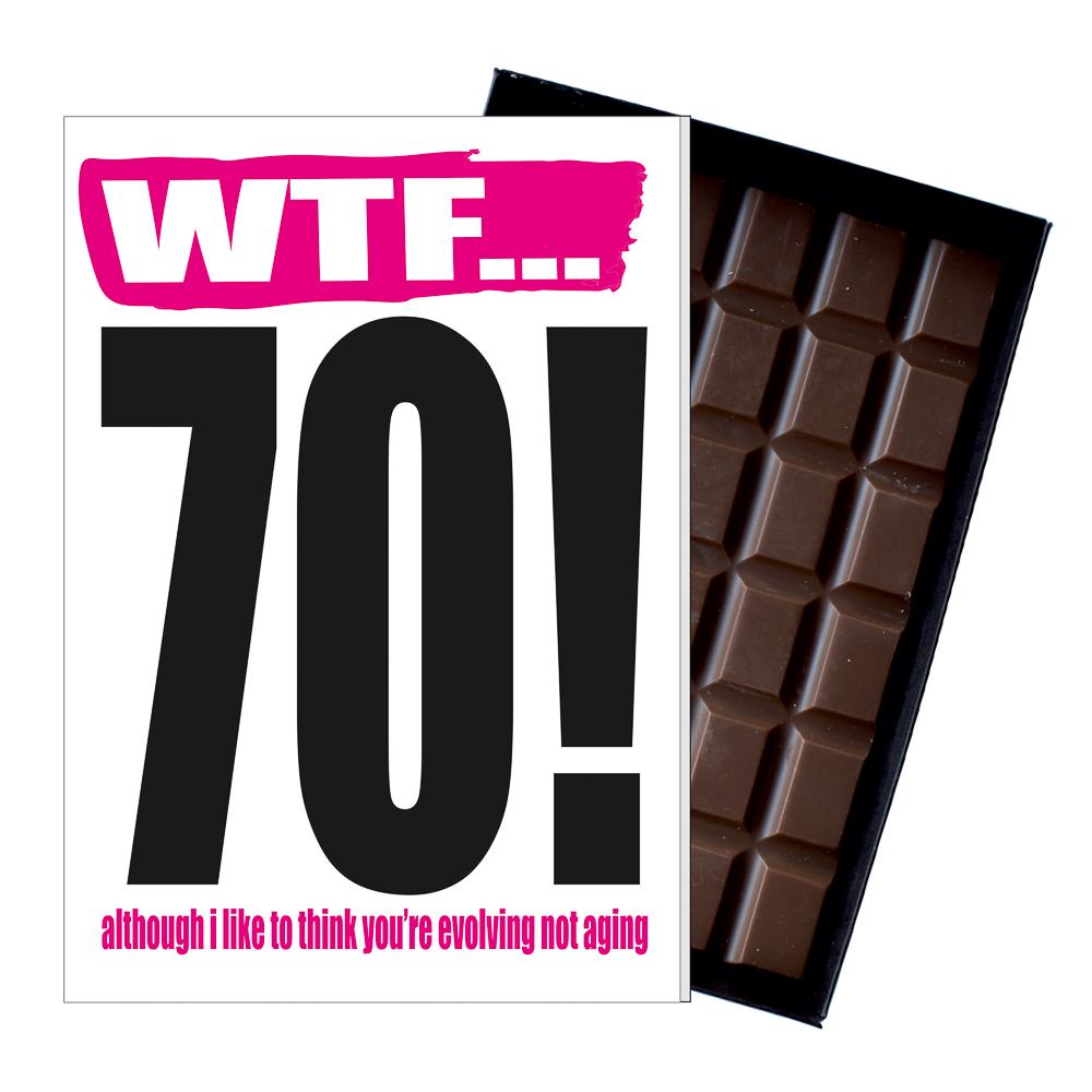 70th Birthday Gift Rude Naughty Present