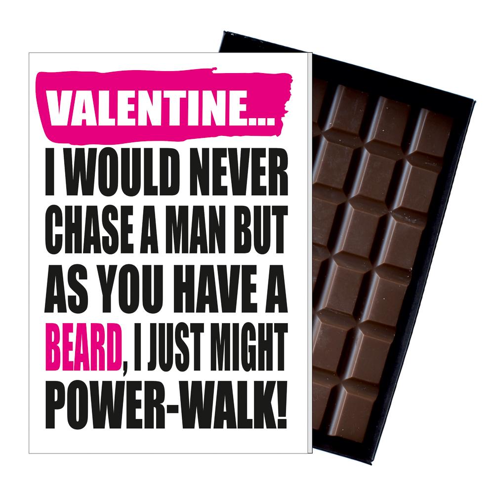 Funny Valentine Gift for Beard lover